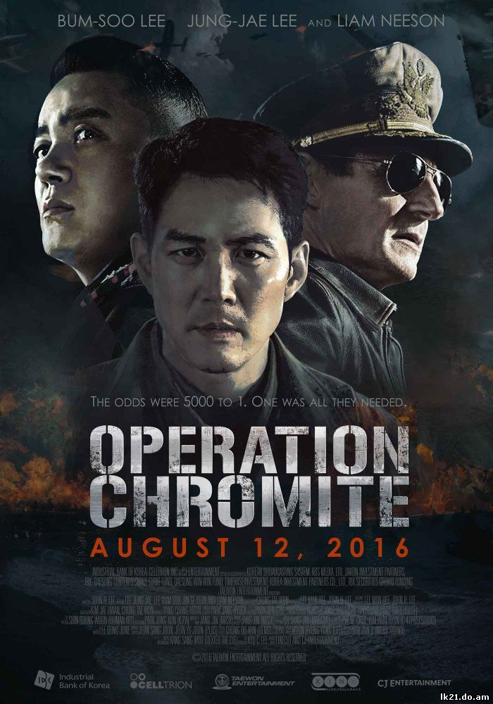 Battle for Incheon: Operation Chromite (2016)